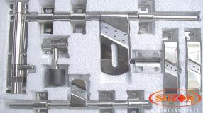 Stainless Steel Complete Door Kit