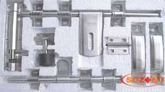 View Stainless Steel Door Kit