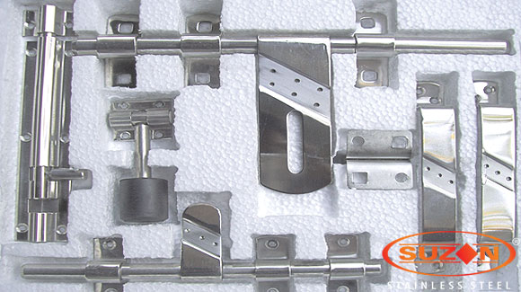 Stainless Steel Complete Door Kit, door kit