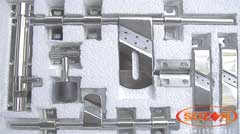 View Stainless Steel Complete Door Kit