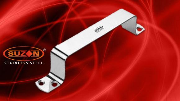 Bend Series SS Door Handle (2mm), handles