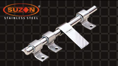 View Zibra Stainless Steel Latch (3mm)